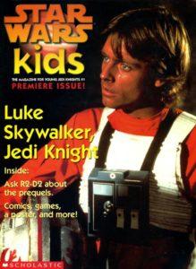 Star Wars Kids #1 (Juli 1997)