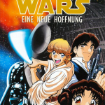 Star Wars Manga 1
