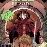 Episode I: The Phantom Menace ½ (Special Wizard Magazine Comic)
