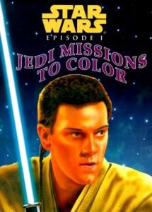 Star Wars Episode I: Jedi Missions to Colour (17.08.1999)