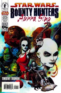 The Bounty Hunters: Aurra Sing