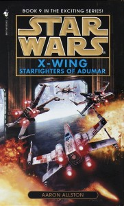 X-Wing: Starfighters of Adumar (1. Auflage 1999)