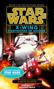 X-Wing: Starfighters of Adumar (Audio)