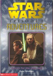 Episode I Adventures 1: Search for the Lost Jedi (September 1999)