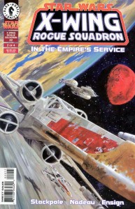 X-Wing Rogue Squadron #22: In the Empire's Service, Part 2