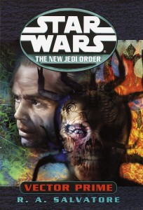 The New Jedi Order 1: Vector Prime (1999, Hardcover)