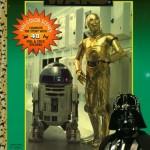 Star Wars - Tell-A-Story Stickerbook (1997)