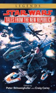 Tales from the New Republic (2014, Legends-Cover)