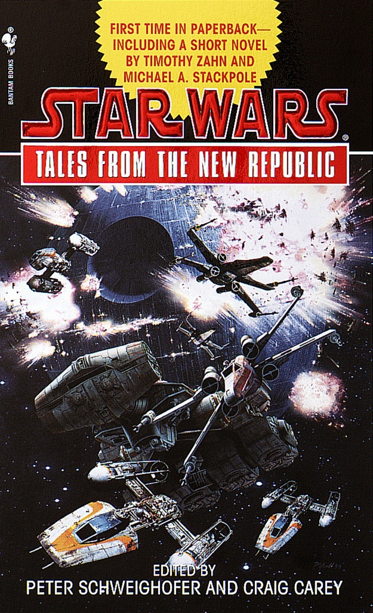 Tales from the New Republic (Paperback, Reprint Cover)