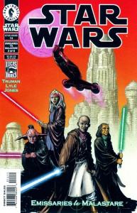 Republic #14: Emissaries to Malastare, Part 2