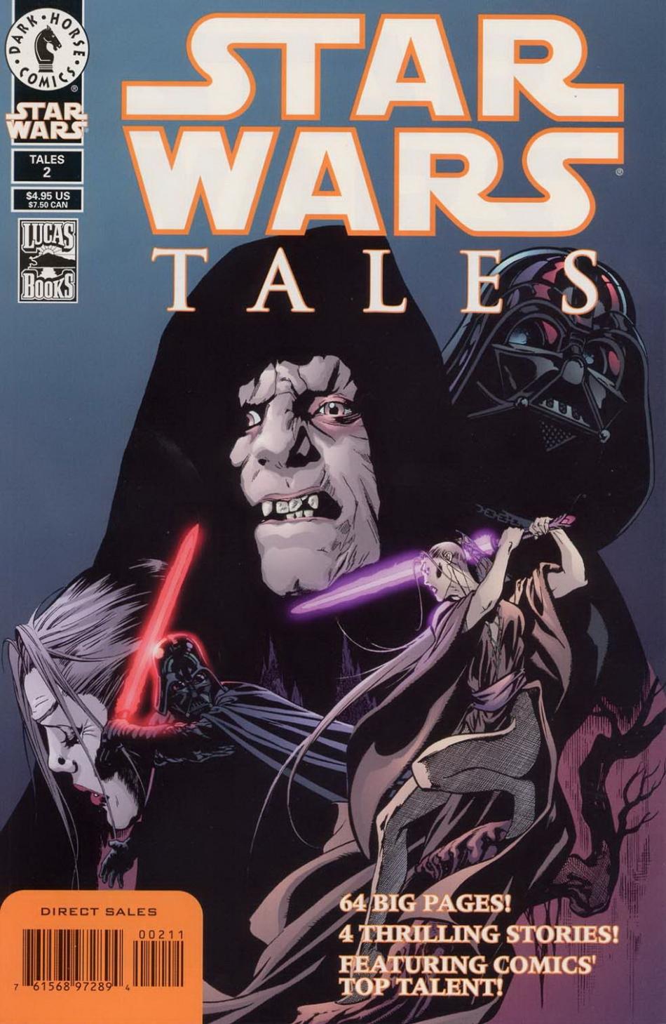 Star Wars Tales #2 (05.01.2000)