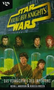 Young Jedi Knights 11: Das Vermächtnis des Imperiums (2000)