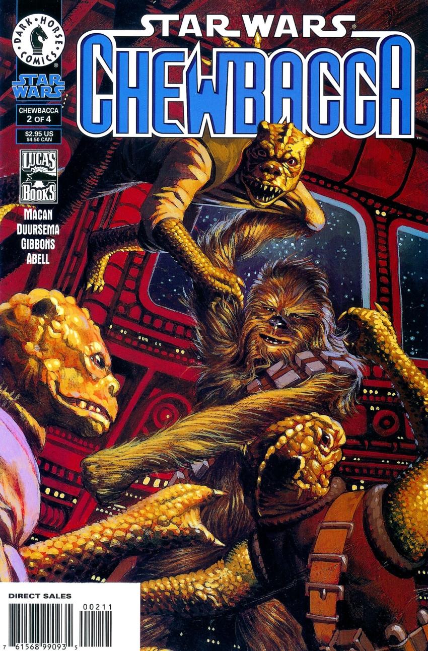 Chewbacca #2 (16.02.2000)