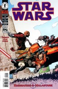 Republic #15: Emissaries to Malastare, Part 3