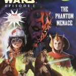 Star Wars Episode I: The Phantom Menace Coloring Book (28.03.2000)