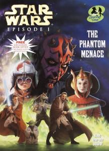 Star Wars Episode I: The Phantom Menace Coloring Book (28.03.2000)