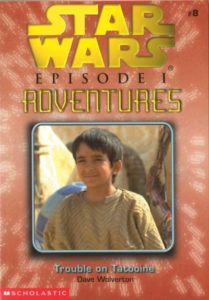 Episode I Adventures 8: Trouble on Tatooine (April 2000)