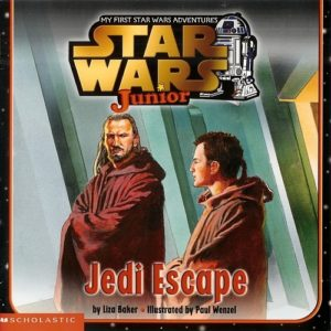Star Wars Junior: Jedi Escape (April 2000)