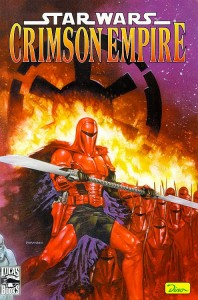Sonderband #2: Crimson Empire