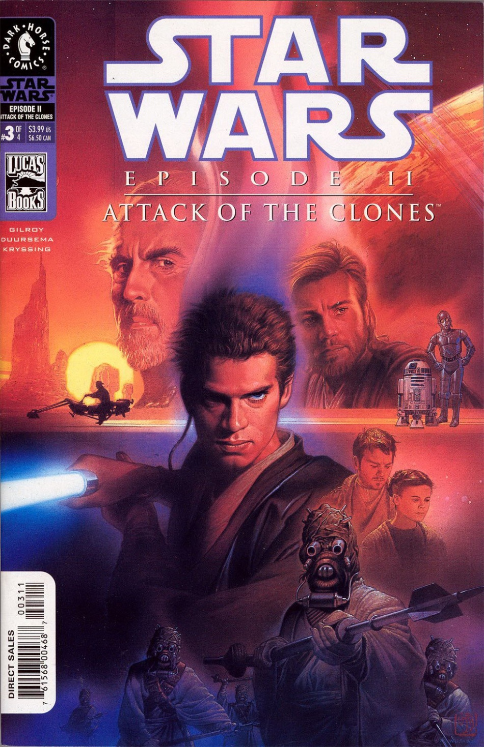 Episode II: Attack of the Clones #3 (01.05.2002)