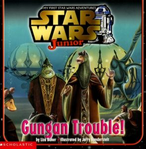 Star Wars Junior: Gungan Trouble! (Juni 2000)