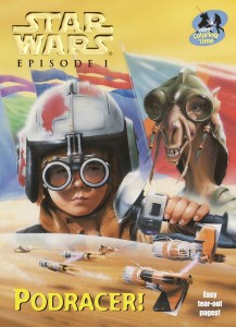Star Wars Episode I: Podracer - Super Coloring Time (22.08.2000)