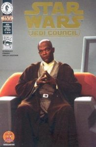 Jedi Council: Acts of War #1 (Dynamic Forces Photo Variant Cover) (23.08.2000)