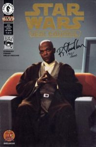 Jedi Council: Acts of War #1 (Dynamic Forces Photo Variant Cover) (signiert)