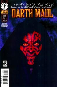 Darth Maul #1 (Photo Cover)