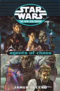 The New Jedi Order: Agents of Chaos (SFBC Hardcover Edition)