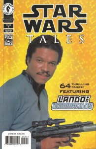 Star Wars Tales #5 (Photo Cover)