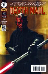 Darth Maul #2 (Photo Cover)