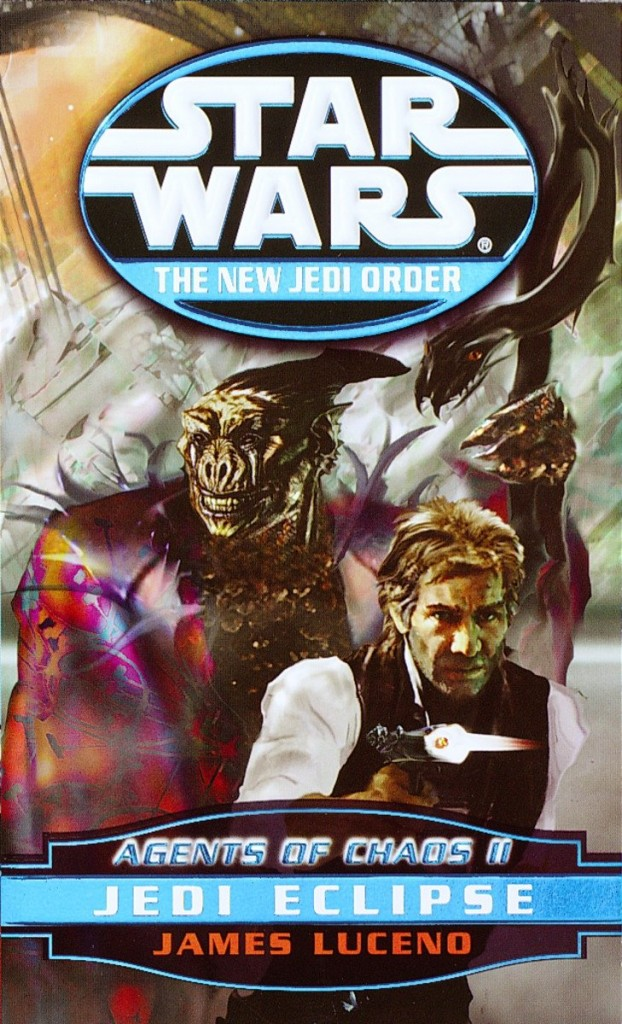 The New Jedi Order 5: Agents of Chaos II: Jedi Eclipse (2000, Paperback)