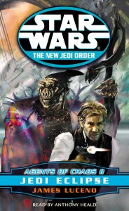 The New Jedi Order 5: Agents of Chaos II: Jedi Eclipse (2000, Hörkassette)