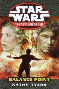 The New Jedi Order 6: Balance Point (2000, Hardcover)