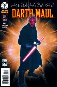 Darth Maul #4 (Photo Cover)
