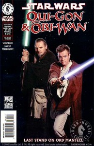 Qui-Gon & Obi-Wan: Last Stand on Ord Mantell #1 (Photo Cover)