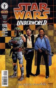 Underworld: The Yavin Vassilika #1