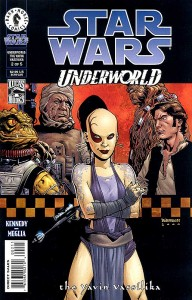 Underworld: The Yavin Vassilika #2
