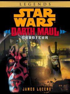 Darth Maul: Saboteur (2014, eBook, Legends-Cover)
