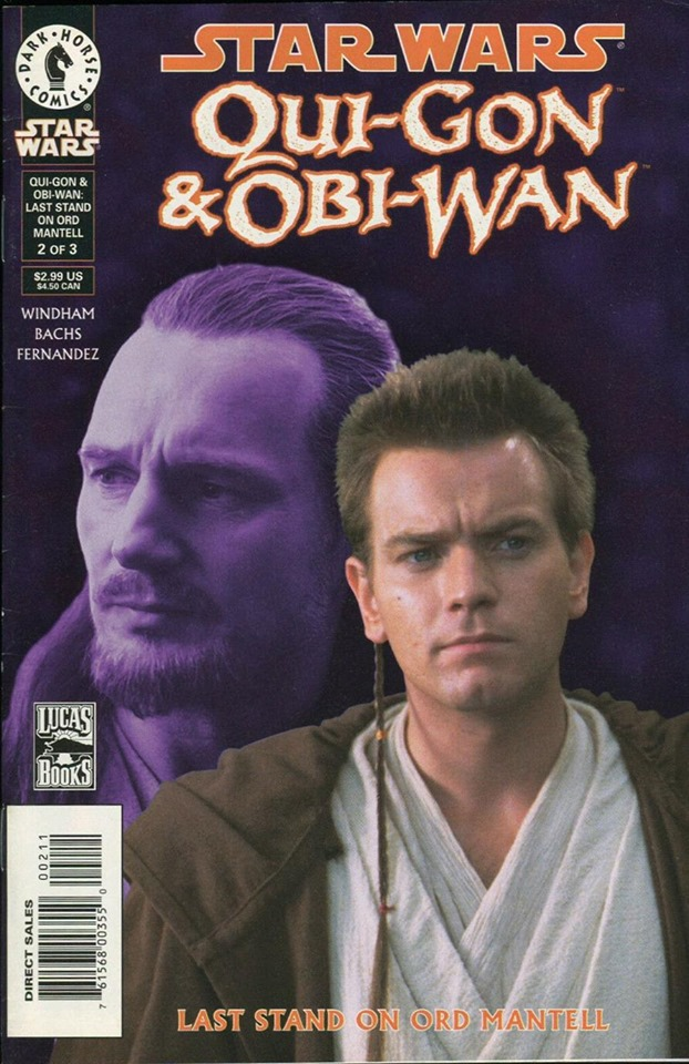 Qui-Gon & Obi-Wan: Last Stand on Ord Mantell #2