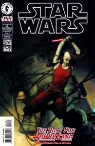 Republic #28: The Hunt for Aurra Sing, Part 1