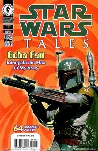 Star Wars Tales #7 (Photo Cover)