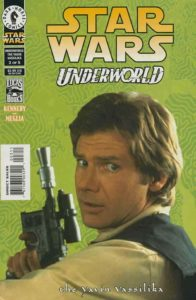 Underworld: The Yavin Vassilika #3 (Photo Cover)