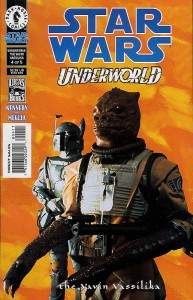 Underworld: The Yavin Vassilika #4 (Photo Cover)