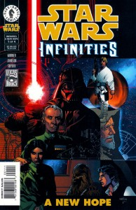 Infinities: A New Hope #1