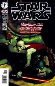 Republic #31: The Hunt for Aurra Sing, Part 4