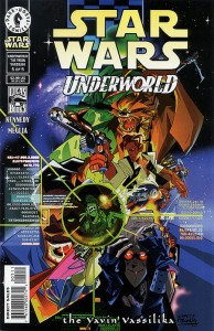 Underworld: The Yavin Vassilika #5