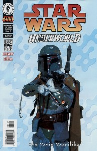 Underworld: The Yavin Vassilika #5 (Photo Cover)