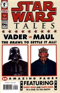 Star Wars Tales #9 (Photo Cover)